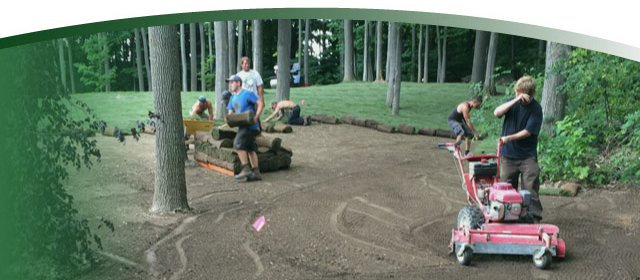 installation of sod | High on Grass!